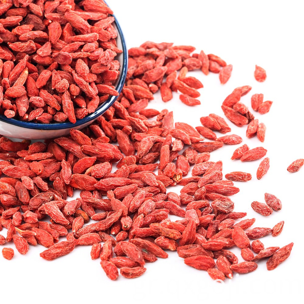Certified Organic Dried Goji Berries