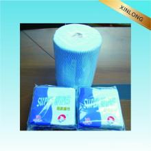 Tissu de nettoyage, tissu non tissé Jumbo Roll