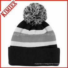 Поощрение Дешевые пользовательские зимние теплые трикотажные Hat