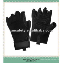 Black mountain bike gloves for rock climbingZM836-H
