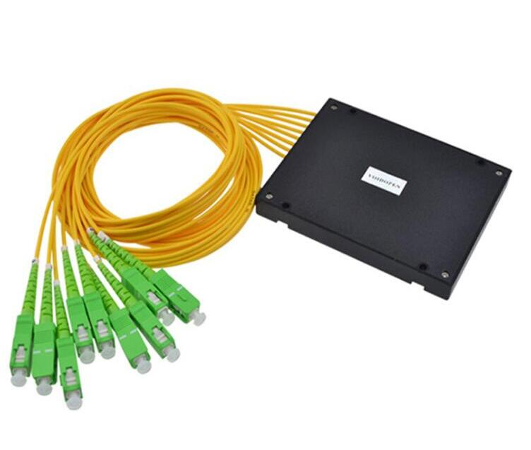 Fiber Optic Splitter 1x8 Plc