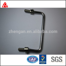 self-color stainless steel part/pull tab