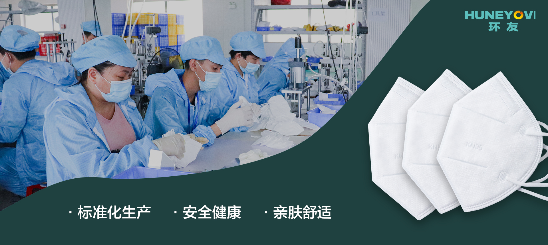 Doctor medical protection Kn95 gas mask