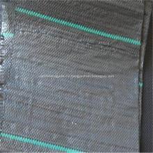 PP сплетенные геотекстиль для борьбы с сорняками мат