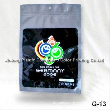 Clear Plastic Garment Bag