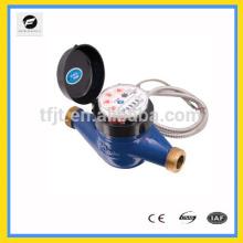 пульт дистанционного управления счетчик воды с беспроводной пульт дистанционного управления для измерения объема расхода воды