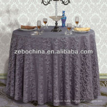 High quality direct factory made wholesale hotel table cloth polyester