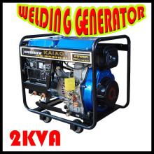 Generador Diesel de Soldadura 2KW