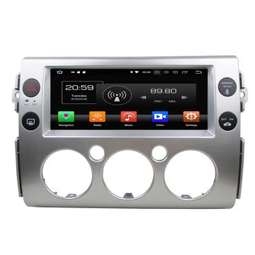 Dvd do carro Android para Land Cruiser FJ