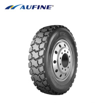 Drive Position with High Overloading Capacity better handling 10.00R20 truck tires
