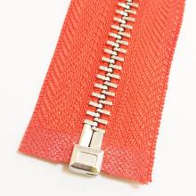Fermeture à glissière en aluminium n ° 5 pour vêtement