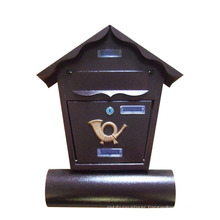 Steel Mailbox with Very Low Price (NLK-MB01)