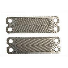 Vicarb V45-G Flachplatten-Wärmetauscherplatte