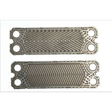 Stainless Steel 304 Alfa Laval T20b Heat Exchanger Plate