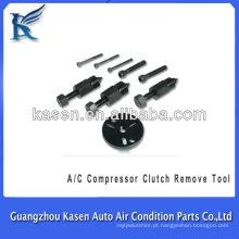 A / C Compressor Clutch Remover Kit Ferramentas Auto