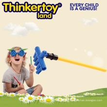 Plastic Mini Garden Hoe Connecting Toys