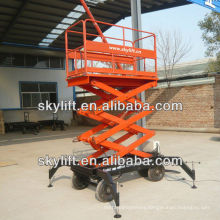 Mobile Scissor Lift Manufacturer/mini mobile scissor lift