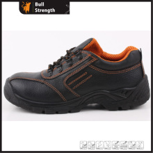 Industrial Leather Safety Shoes with Steel Toe (SN5262)