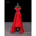 2017 neue Ankunft hallo-Lo Alibaba Hochzeits-Kleid mit chinesischem gestickt