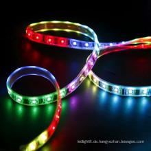 12V Flexible 60 SMD Leds 5050 Streifen Licht RGB Led Strip