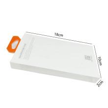 Пользовательская прозрачная пластиковая упаковка для телефона