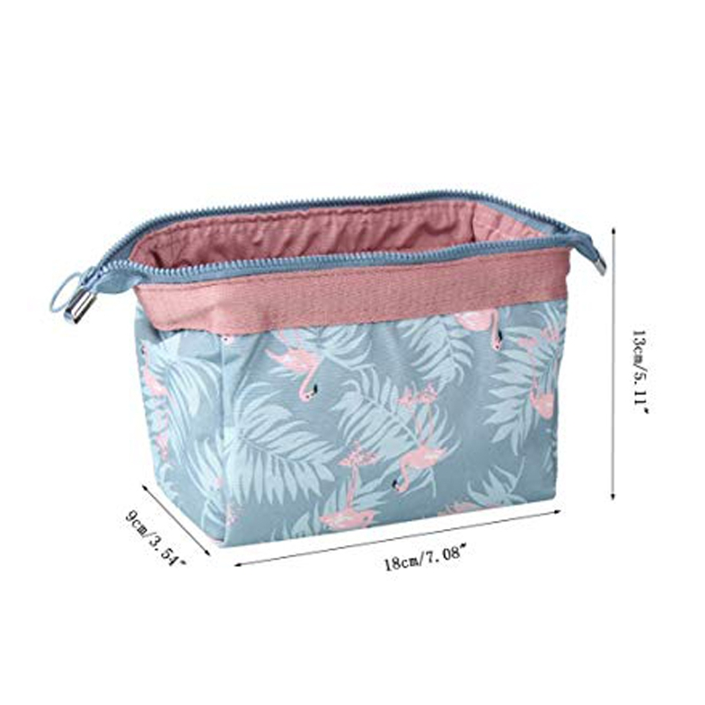 Flamingo Makeup Bag 4
