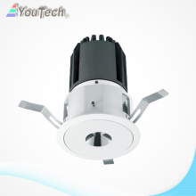 10W conduit 2pin sténopé conduit downlight