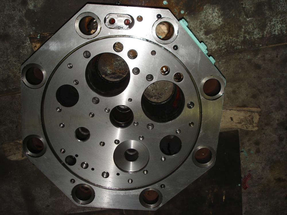 Marine Diesel Engine Parts Cylinder Head
