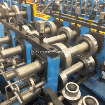 C / Z Purlin Roll formant la machine