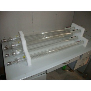 W4 CO2 Laser Tube Instruções de Operação