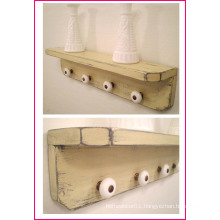 Wall Shelf in Antique Style for Home Decoration