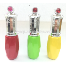 Makeup color pencils liquid eyeliner containers
