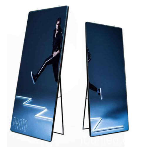 P2 Digital Movie Poster Led Diaplay Screen