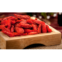Red Power Goji Berries Kering