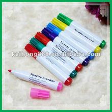 UN-waschbare Textil-Stift mit Faserspitze