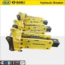 Chine ZX55 ZX60 Constructeur Excavatrice Monté Hydraulique Rock Breaker Hammer avec CE certification