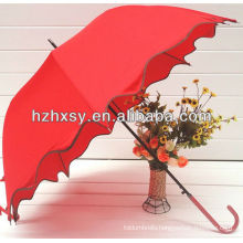 Elegant Ladies Walking Stick Umbrella