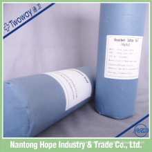 baby 100% organic cotton wool roll
