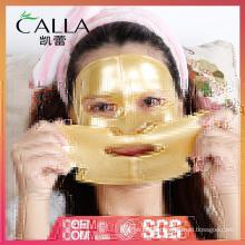 Hersteller Lieferant goldene Gesichtsmaske Anti-Aging mit Zertifikat