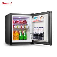 Barra 40L compacta mini silenciosa, mini refrigerador da barra do hotel, mini refrigerador da barra para o hotel