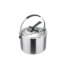 stainless steel cookware set home kitchen appliance cook pot