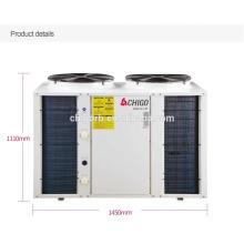 Pompe à chaleur inverseur d'énergie solaire de l'eau chaude économiseuse d'énergie
