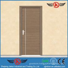 JK-PU9113 Safety Wooden Door Designs For House