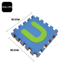 Melors Letters Puzzle Kids Baby Gym Main Mat