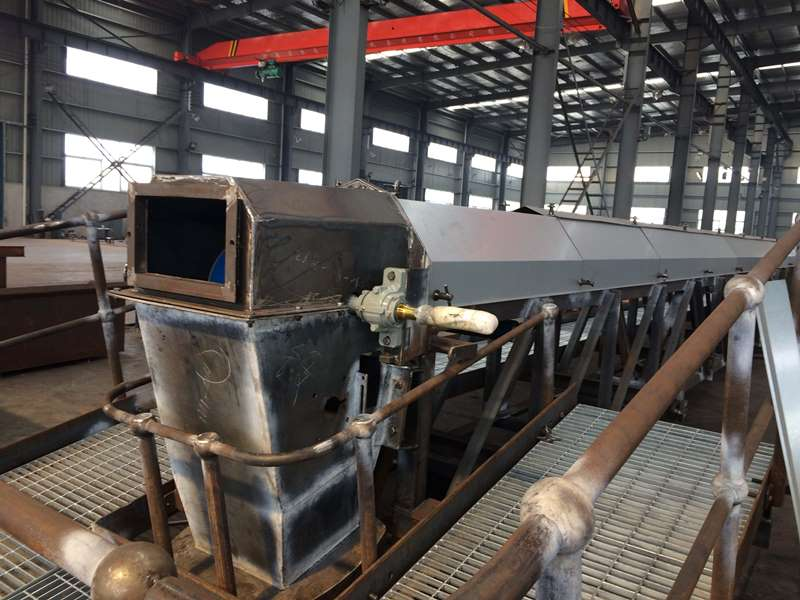 Iron Ore Belt Conveyor