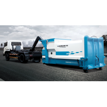 Loading Hydraulic System On Garbage Transfer Vehicle
