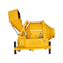 Mezclador de concreto portátil con motor diesel 350L JZC350