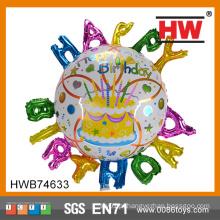 Balão popular da decoração da festa de anos 50PCS / Bag