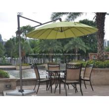 Glass fibre Round 3M Cantilever Umbrella