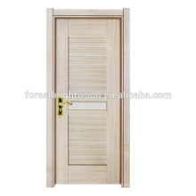 Diseños simples puerta de madera de melamina